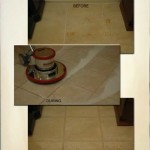 Tile Cleaning: Rust Stain Removal